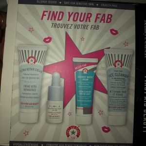 First aid beauty kit